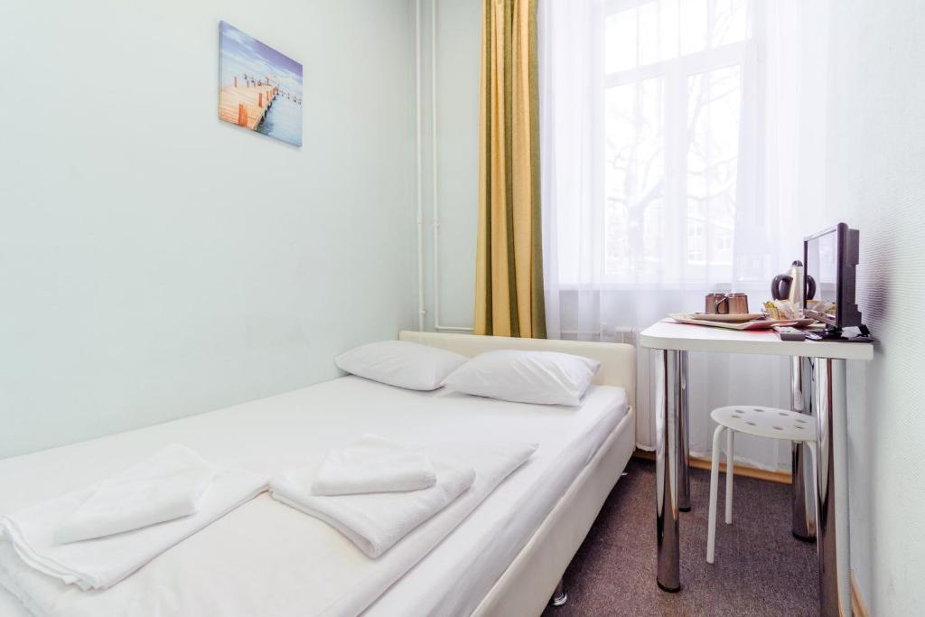 Отель Агиос на Курской, Москва