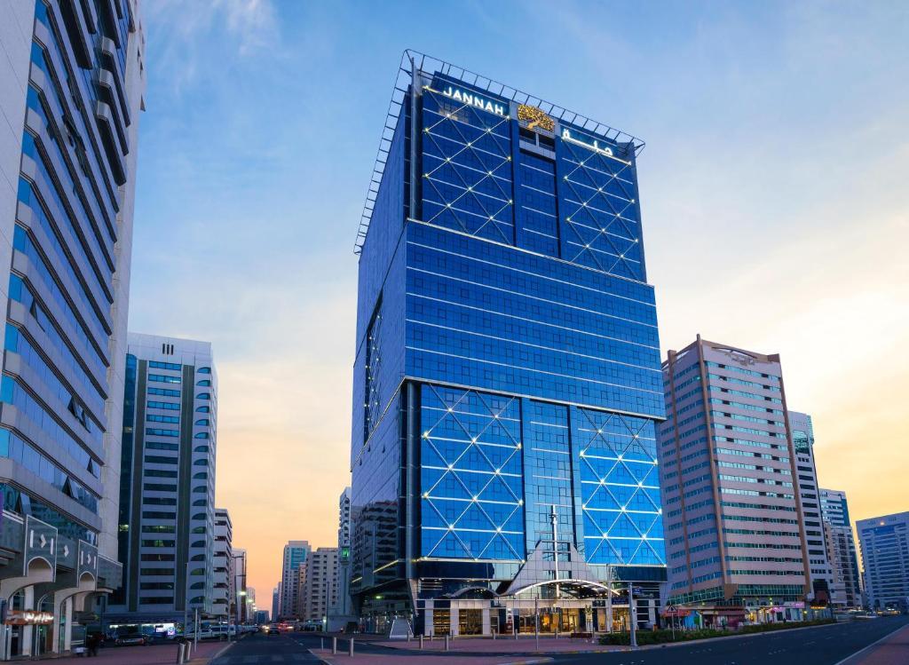 Jannah Burj Al Sarab, Абу-Даби, ОАЭ