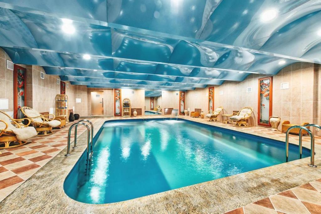 Отель УралОтель, Екатеринбург