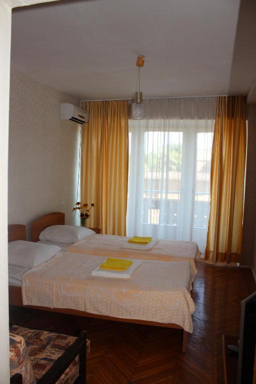 Отель Питиус, Пицунда, Абхазия
