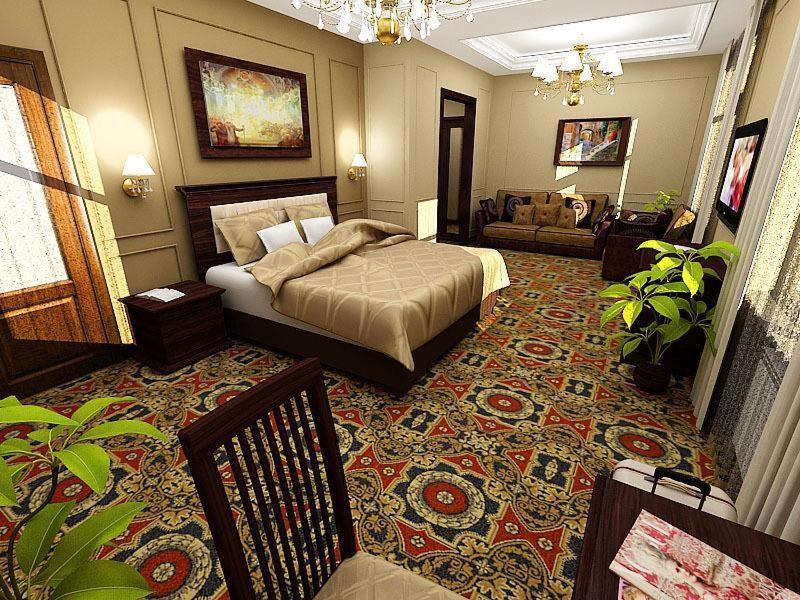 Отель Мегаполис Тверская