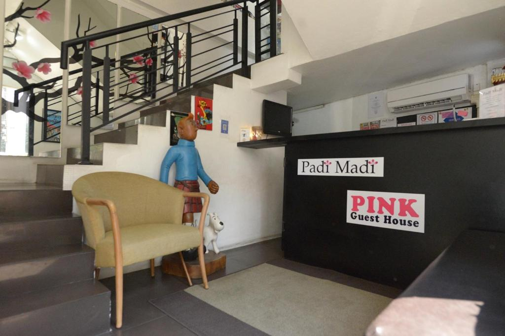Padi Madi Boutique Guesthouse