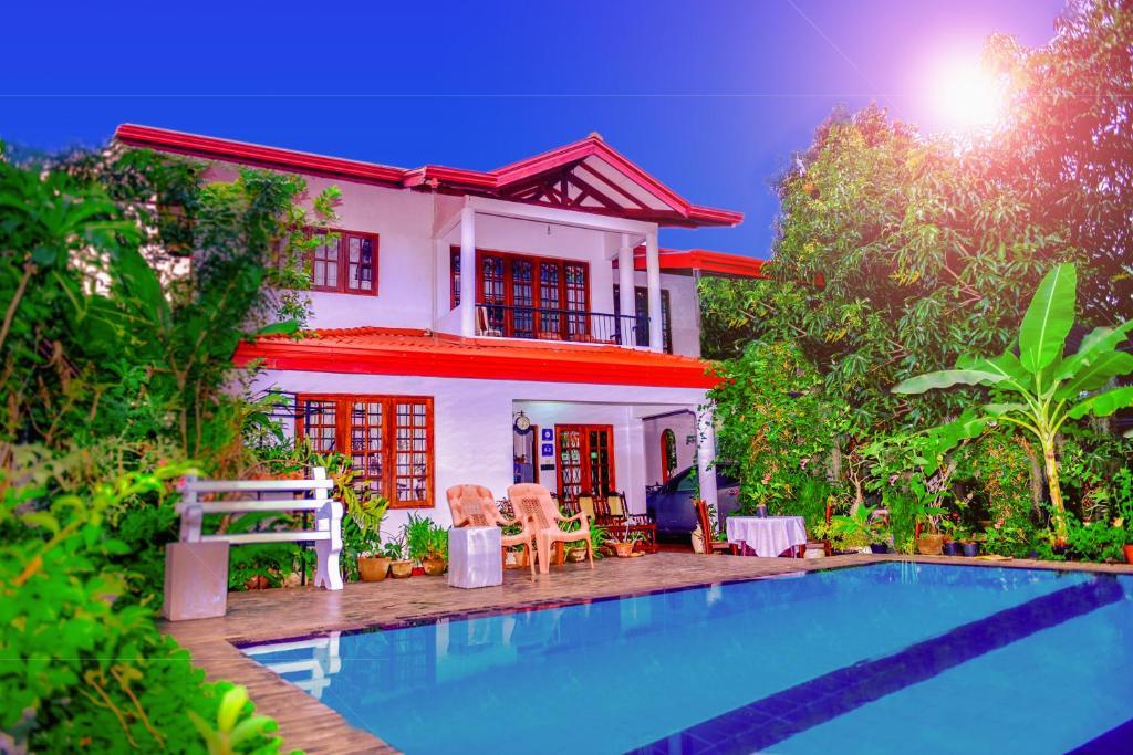 Гостевой дом Villu Villa, Анурадхапура