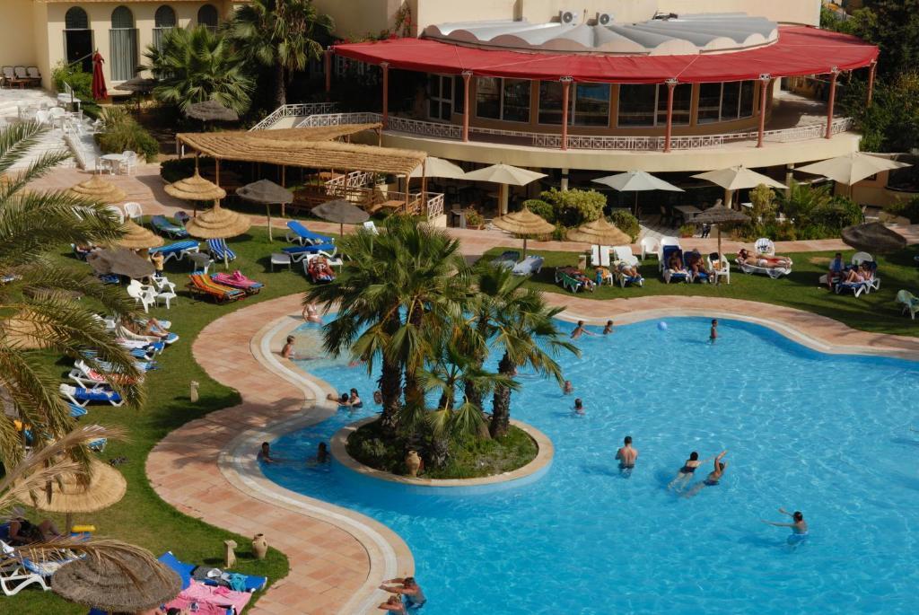 Отель Marina Palace, Хаммамет