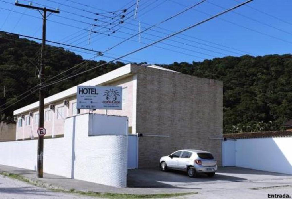 Отель Consulado Praia Hotel, Гуаружа