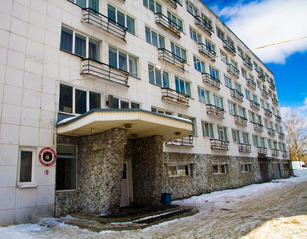 Гостиница Уктус, Екатеринбург
