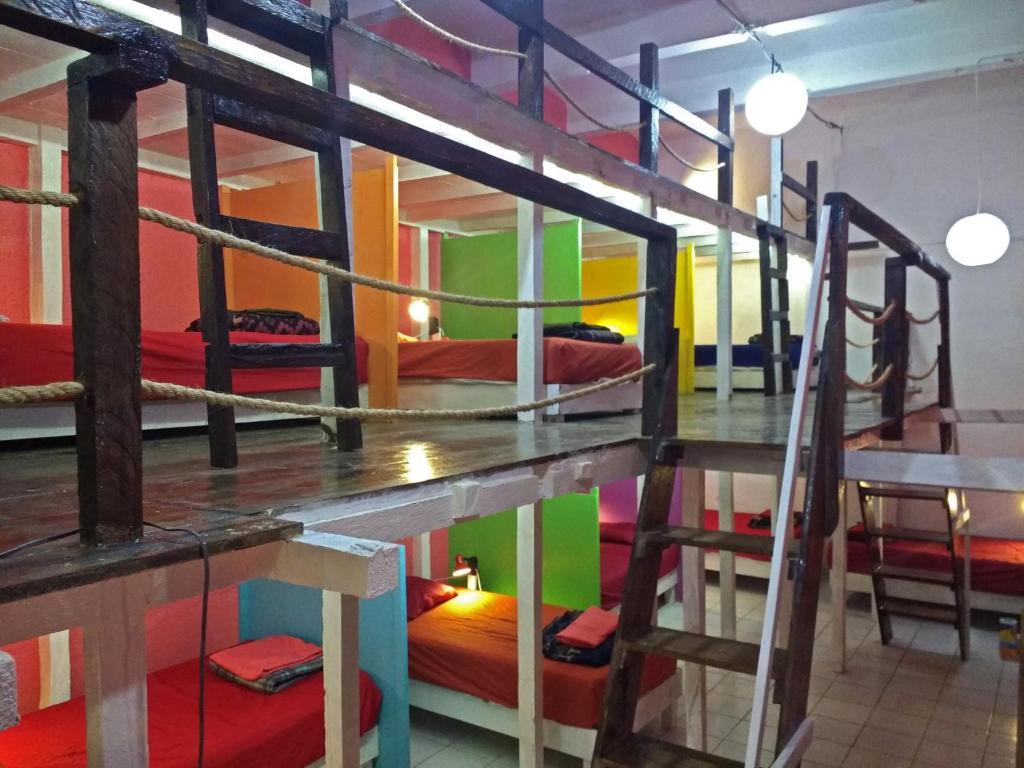 Хостел Iguana Hostel Oaxaca, Оахака-де-Хуарес
