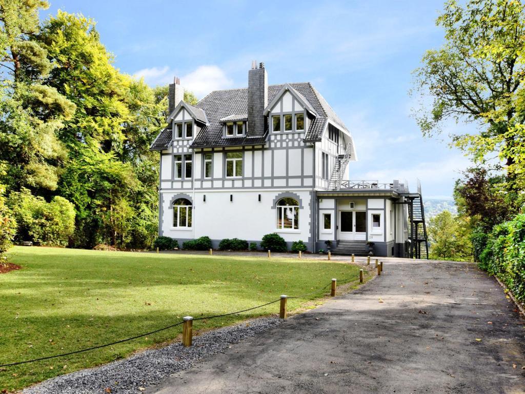 Villa Balmoral, Спа, Бельгия