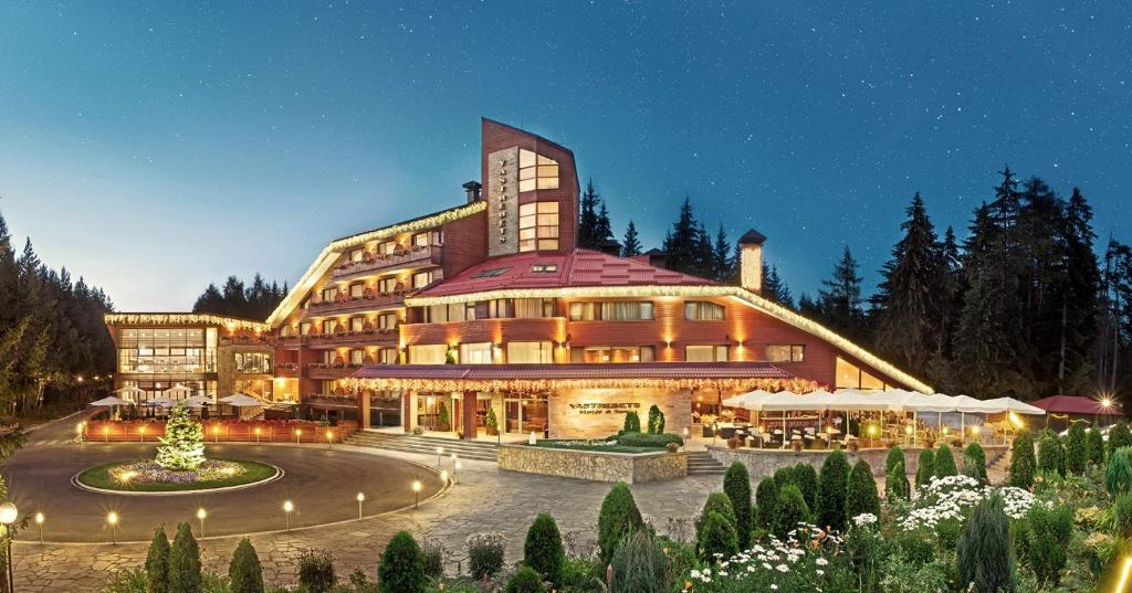 Hotel Yastrebets Wellness & Spa, Боровец, Болгария