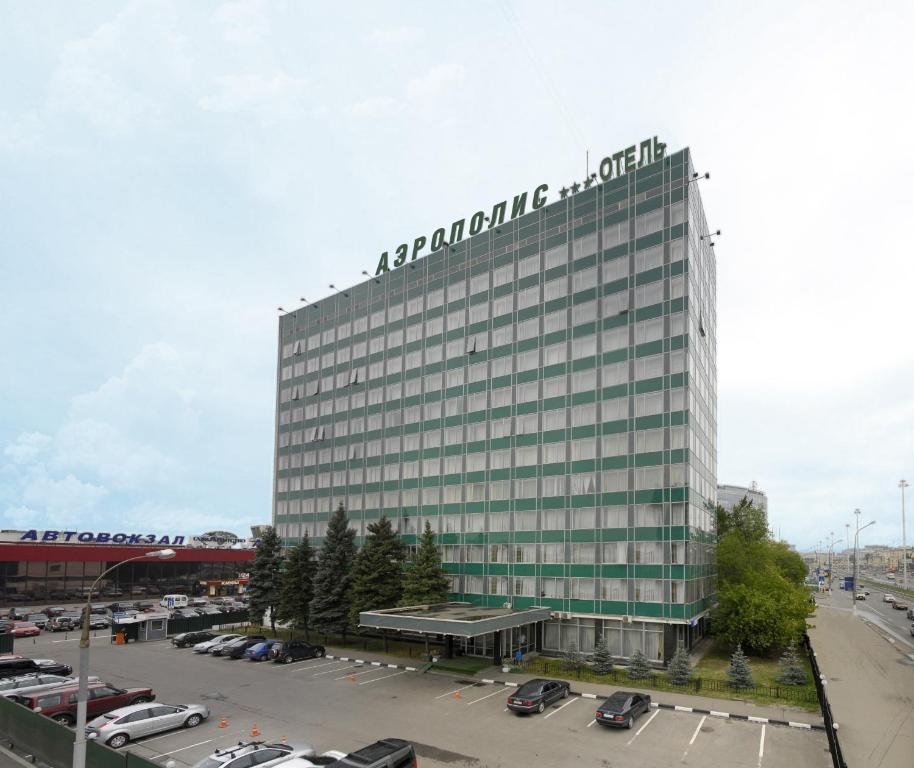 Отель Аэрополис, Москва