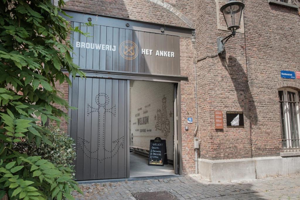 Hotel Brouwerij Het Anker, Мехелен, Бельгия