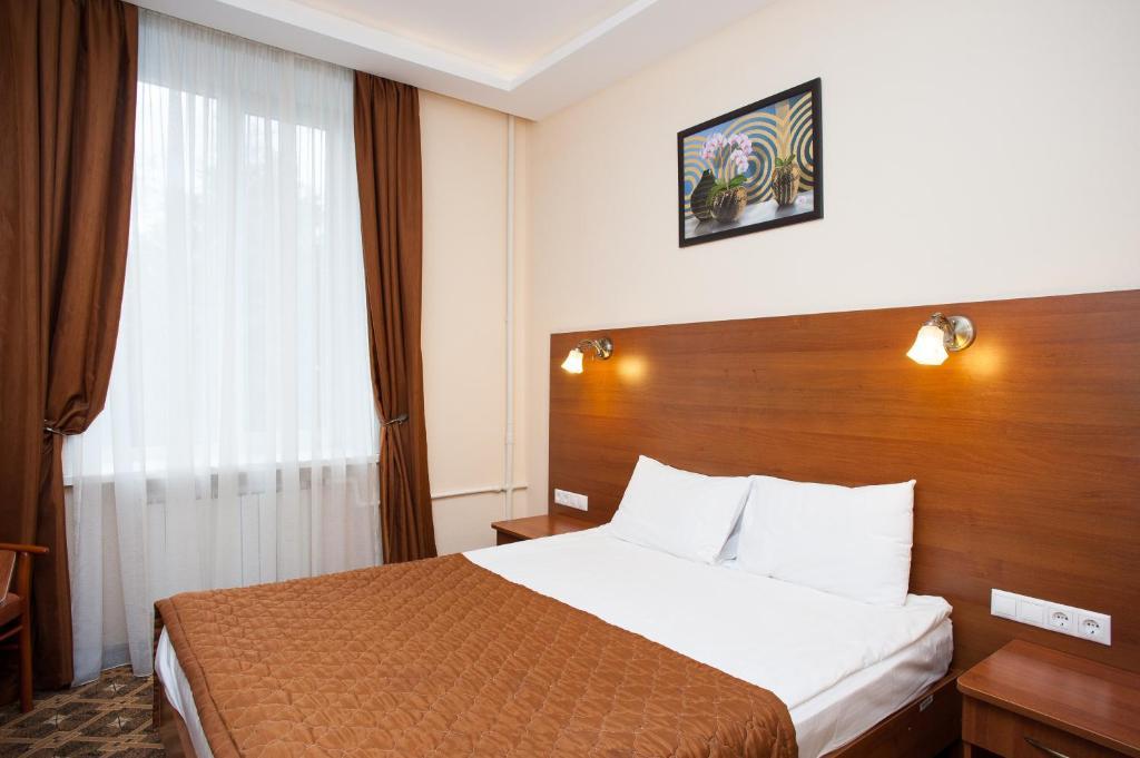 Отель Турист, Москва
