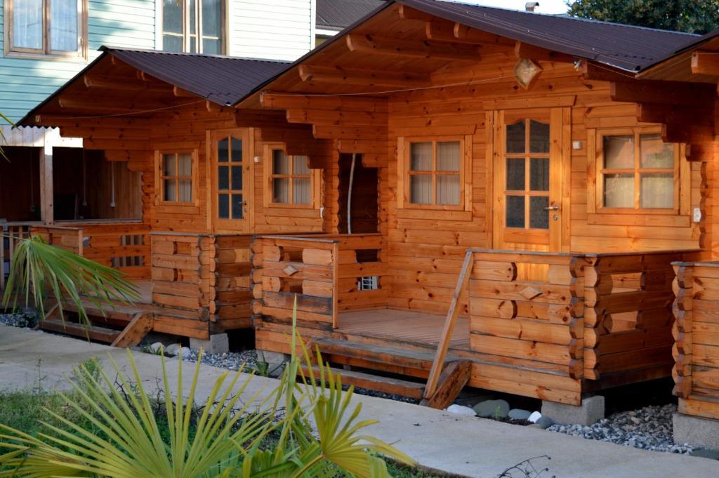Дом для отпуска Теремок, Гагра, Абхазия