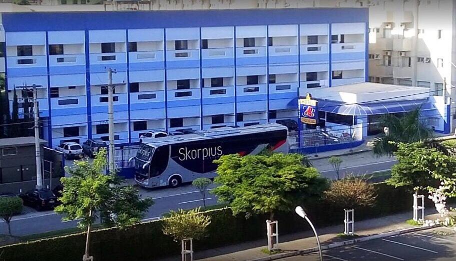 Отель Hotel Estação de Minas, Апаресида