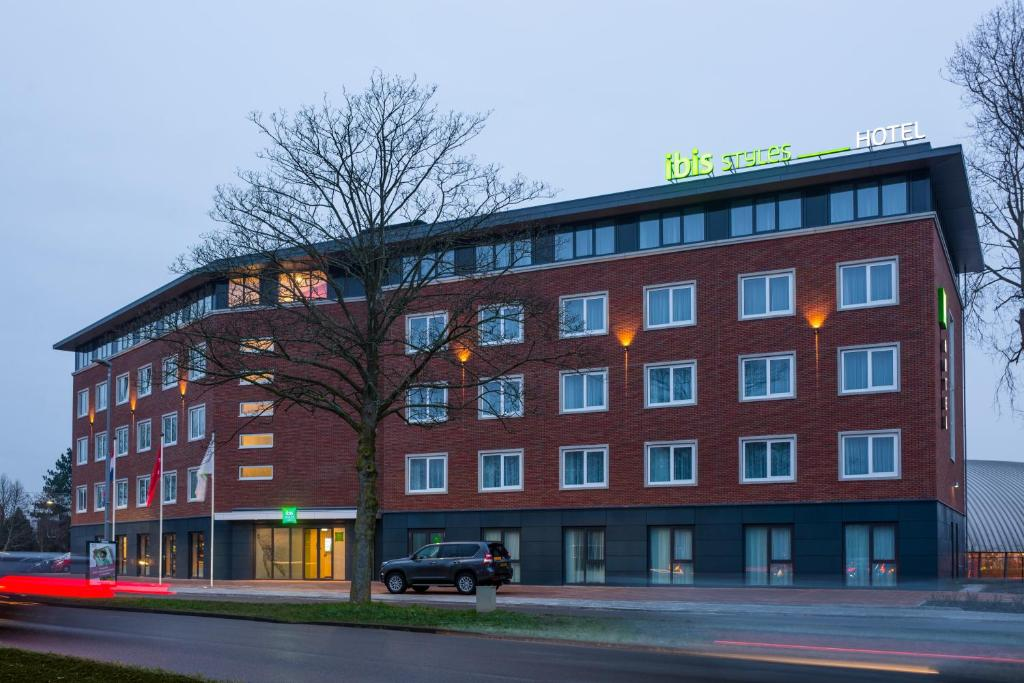 ibis Styles Haarlem City, Гарлем, Нидерланды
