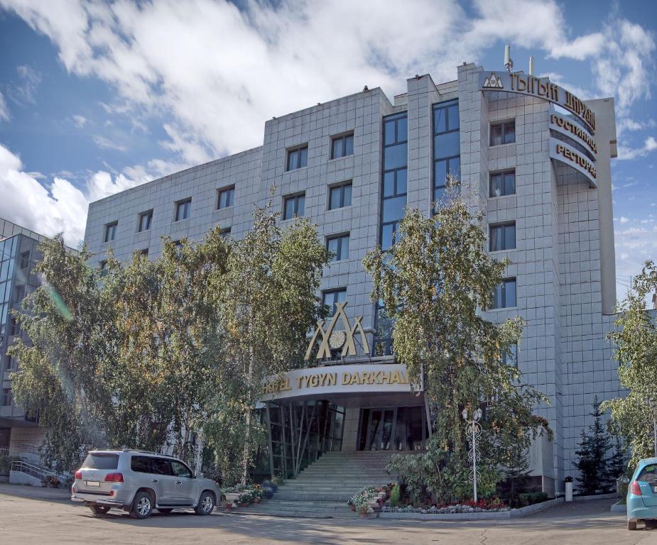 Отель Тыгын Дархан