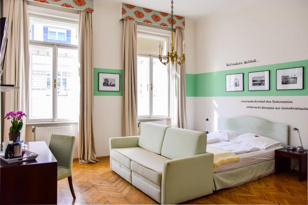 Pension Riedl, Вена, Австрия
