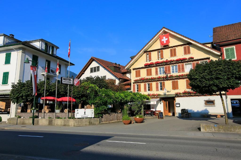 Landgasthof Schlüssel Alpnach, Буокс