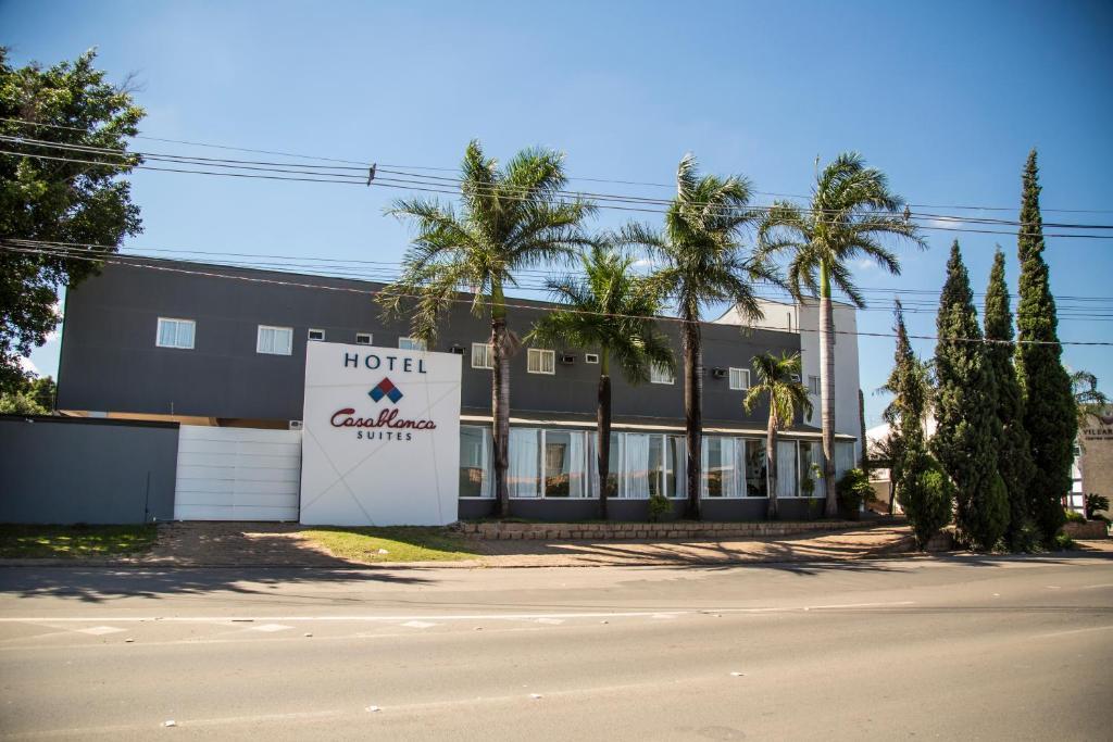 Отель Hotel Casablanca Suites, Индаятуба