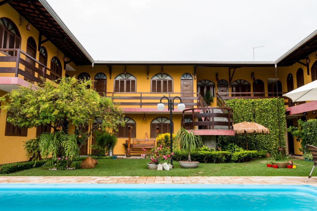 Гостевой дом Pousada da Terra, Натал