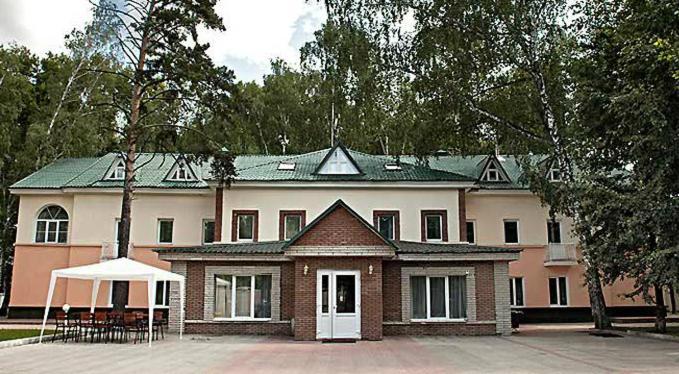Отель Усадьба