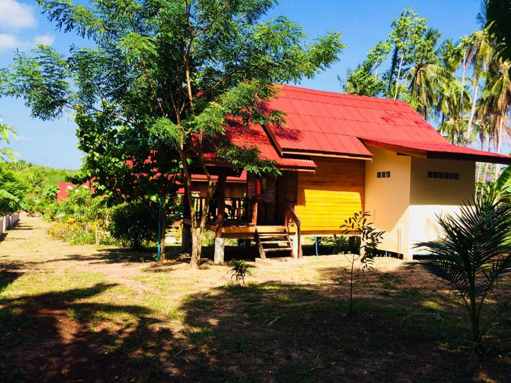 Курортный отель Garden Home Kohjum, Кох-Юм