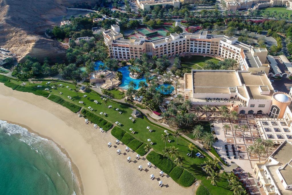 Shangri-La Barr Al Jissah Resort & Spa, Маскат, Оман
