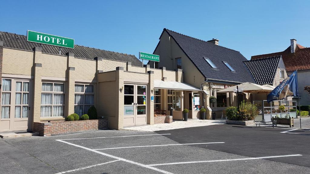 Hostellerie Daiseldaele, Кортрейк, Бельгия