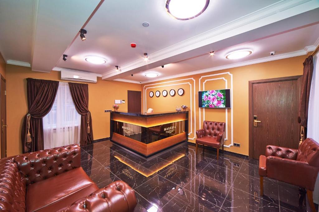 Отель Маркелл, Москва