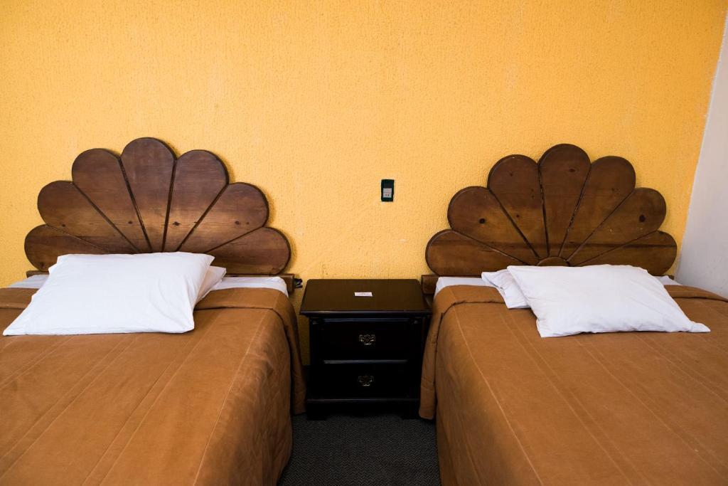 Отель Hotel María Elena, Дуранго