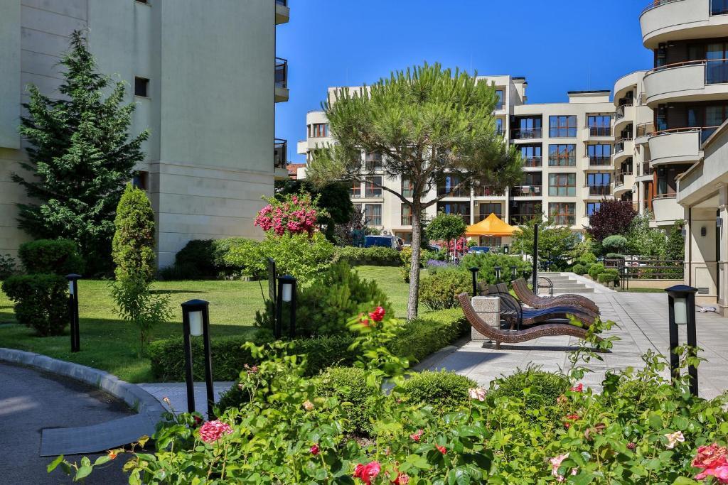 Al Rial Beach Apartments, Шкорпиловци, Болгария