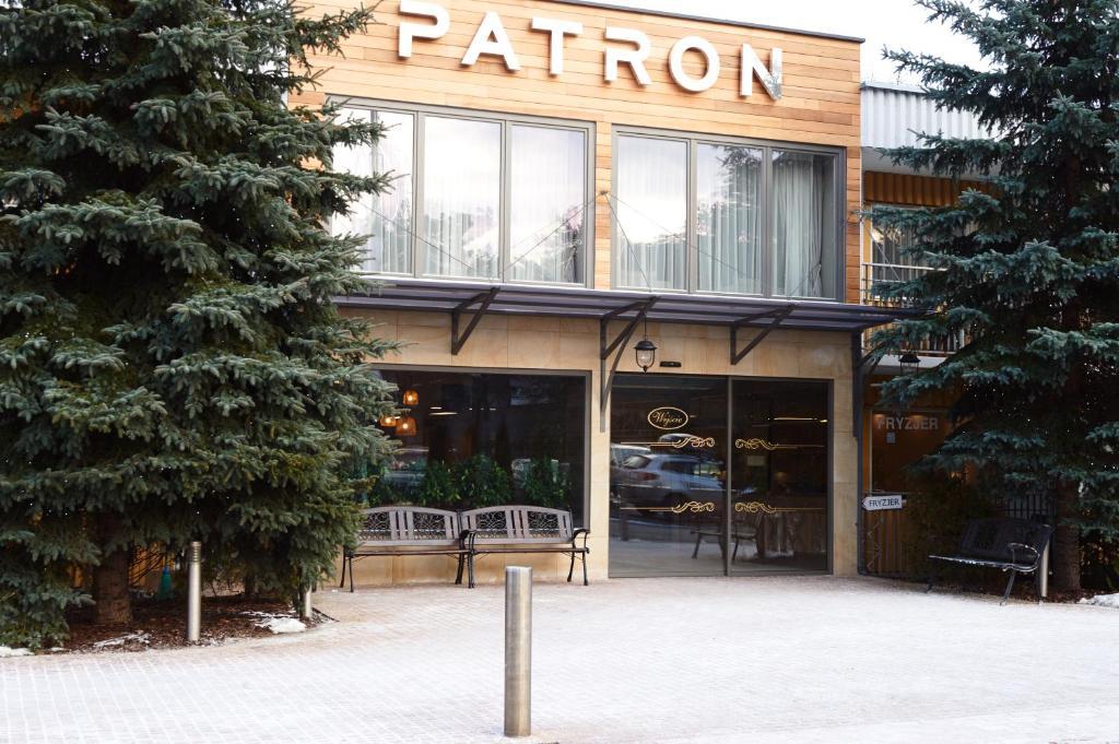 Obiekt Hotelarski Patron, Варшава, Польша