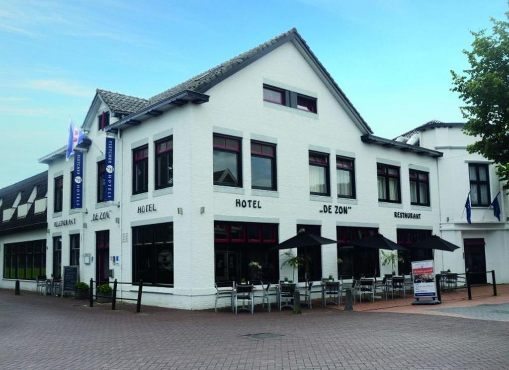 Fletcher Hotel Restaurant De Zon, Гронинген, Нидерланды