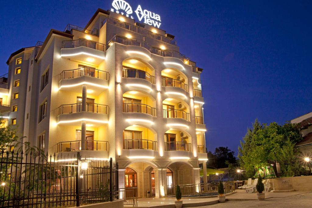 AquaView Boutique Hotel, Золотые Пески, Болгария