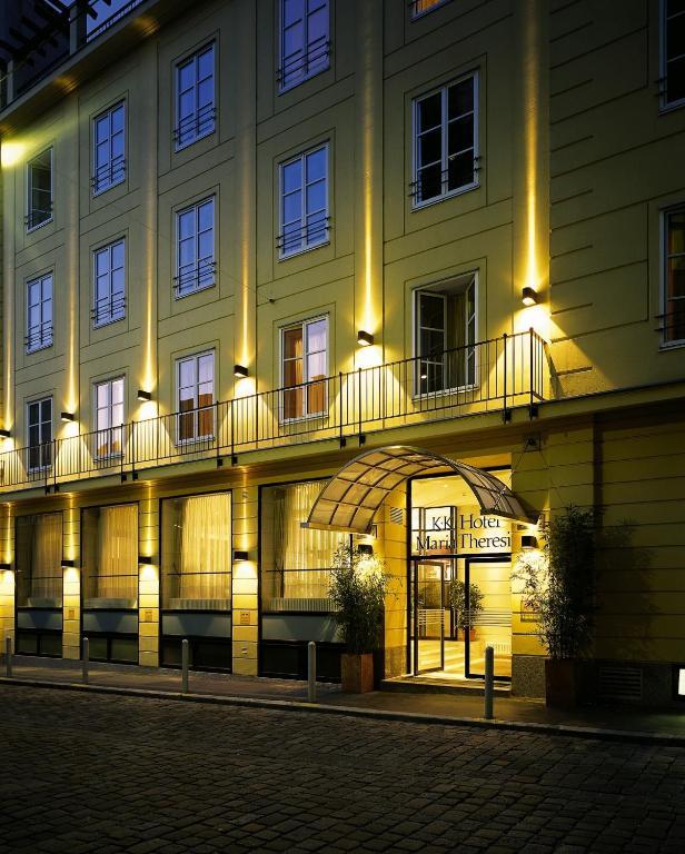K+K Hotel Maria Theresia, Вена