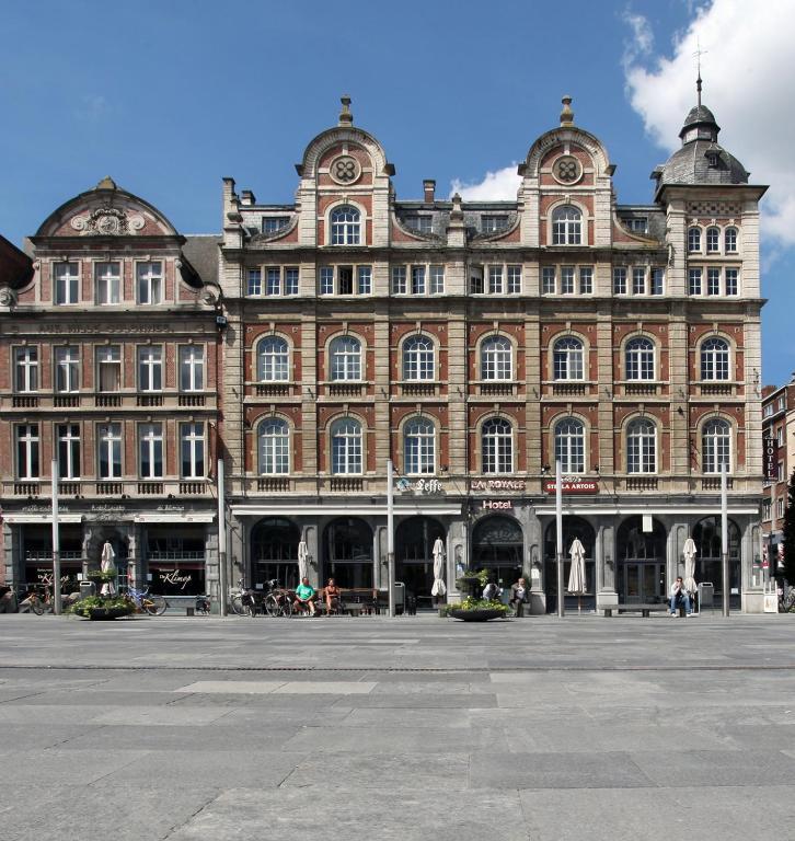 Hotel La Royale, Левен, Бельгия