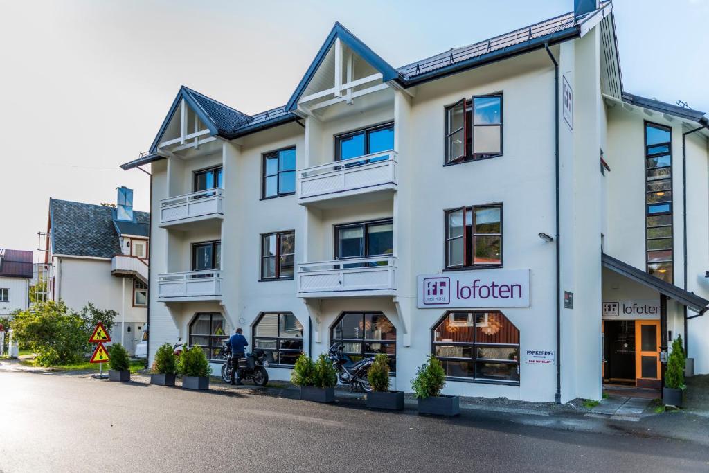 Fast Hotel Lofoten, Сволваер, Норвегия