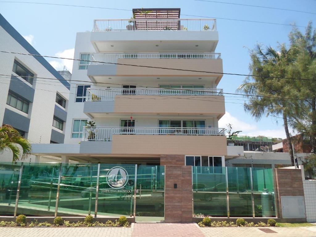 Апартаменты Jardins do Atlântico Cabo Branco Beira-Mar, Жуан-Песоа