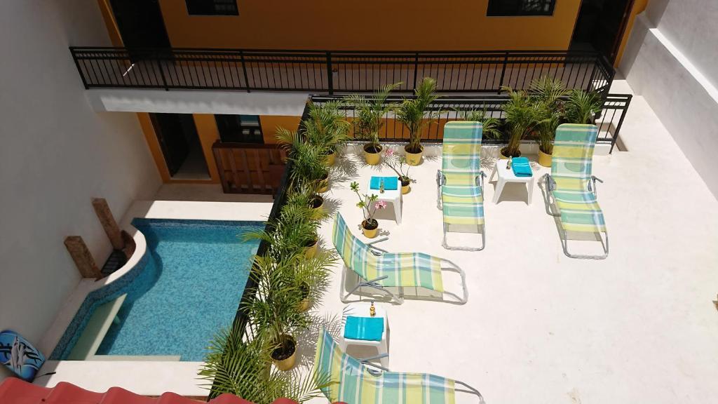 Апарт-отель America Inn Playa, Плая-дель-Кармен