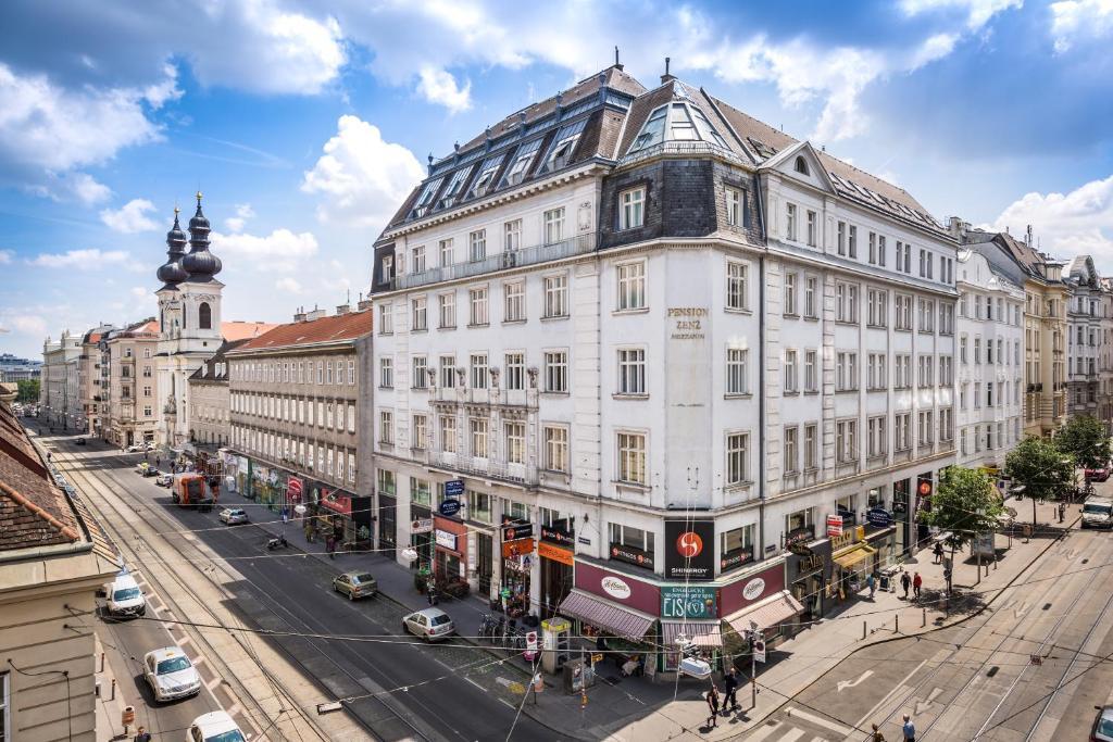 Hotel Pension Excellence, Вена, Австрия