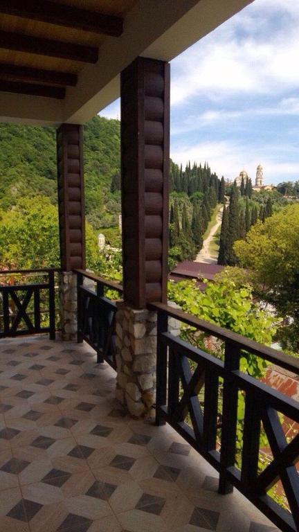 Гостевой дом Эль Платано, Новый Афон, Абхазия