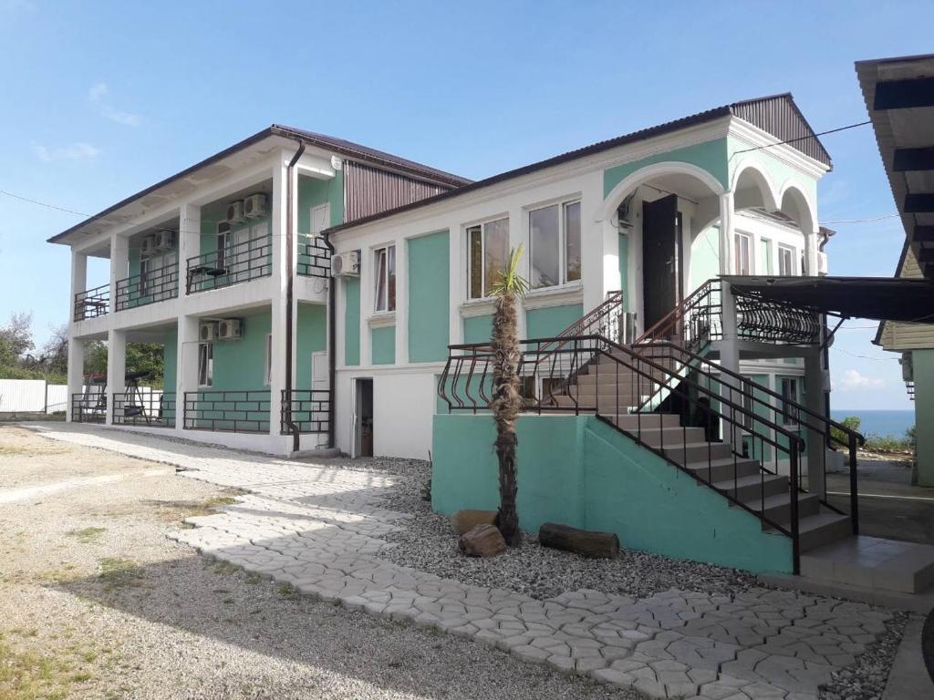 Guest house on Gagarina 10, Новый Афон, Абхазия