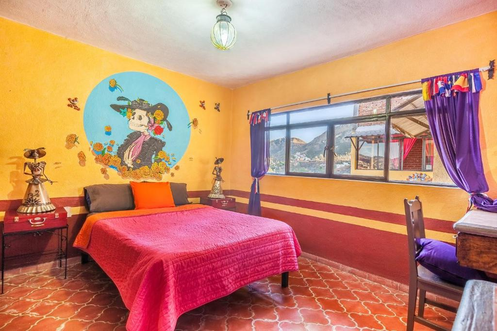 Хостел Hostal Casa de Dante, Гуанахуато