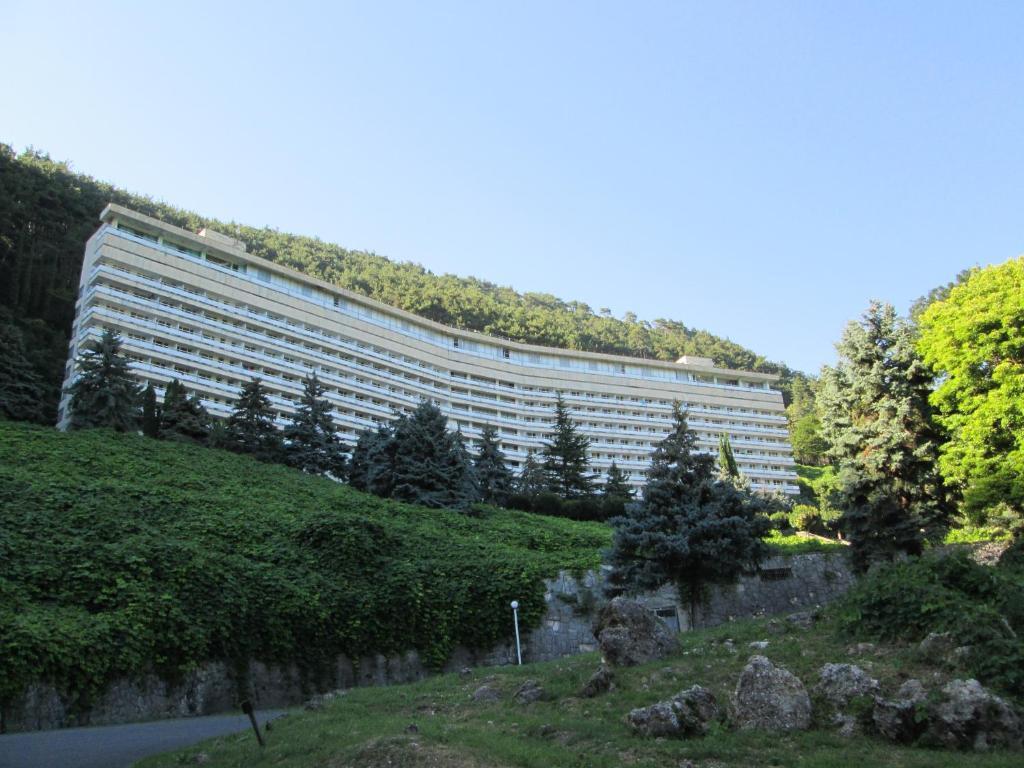 Дом отдыха Солнечный, Холодная Речка, Абхазия