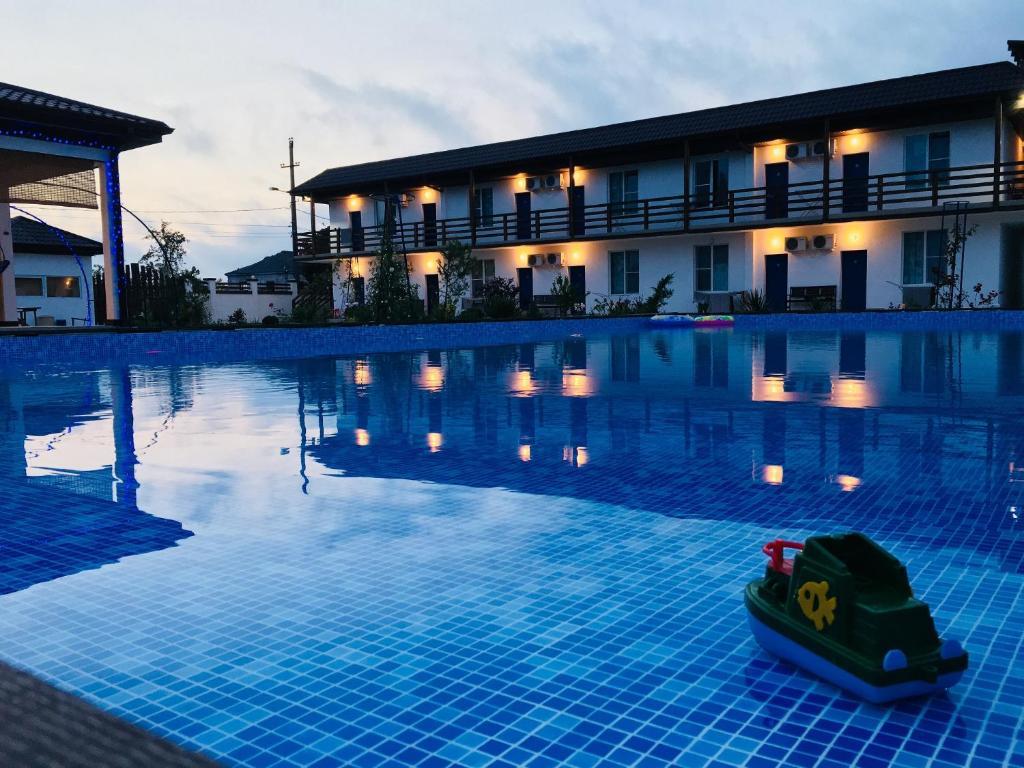 Отель Серебряный Пляж, Гудаута, Абхазия