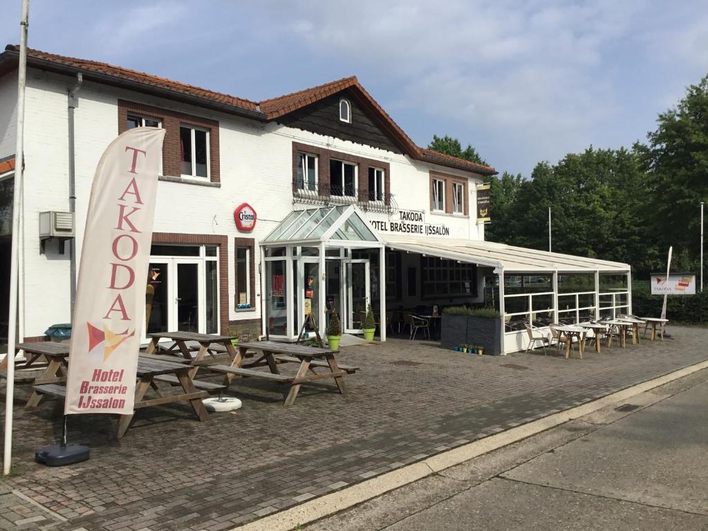 Takoda Hotel, Хасселт, Бельгия
