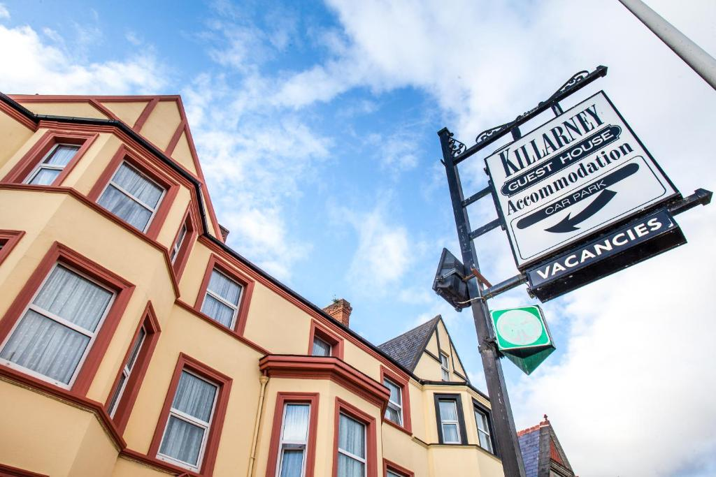Killarney Guest House, Корк