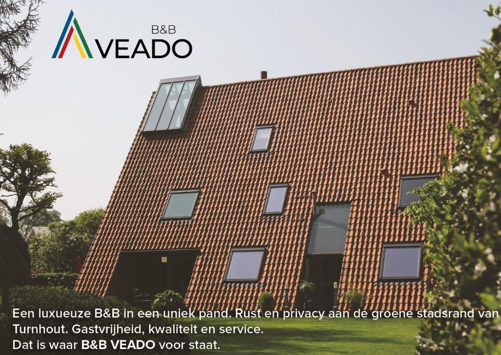 B&B VEADO, Тюрнхаут, Бельгия