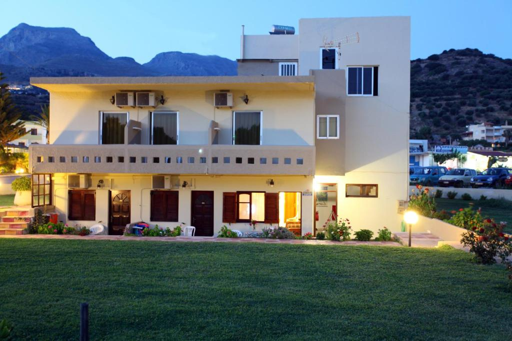 Апартаменты Galini Beach, Плакиас