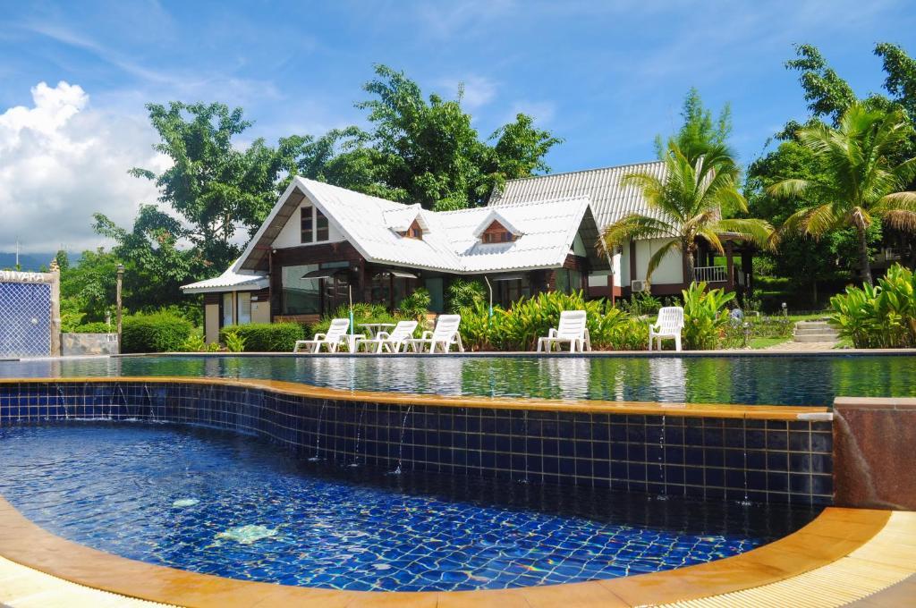 Курортный отель Pai Iyara Resort, Пай
